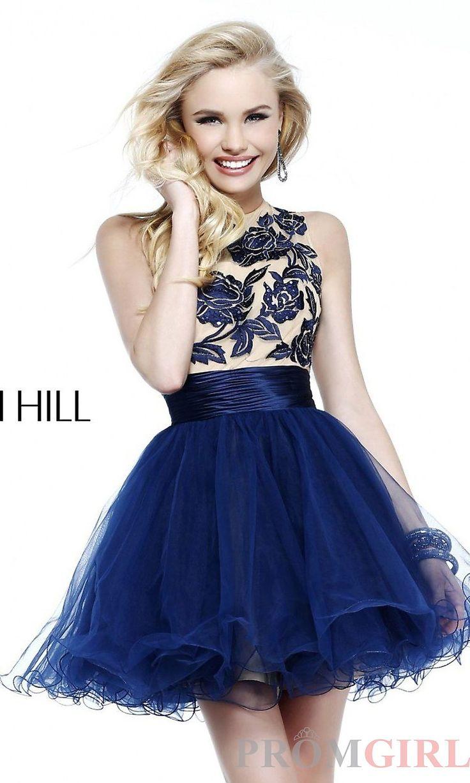 +30 vestidos de 15 años largos y cortos en color azul | Vestidos Glam