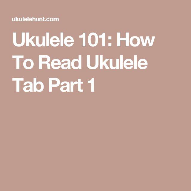1000+ images about Ukulele on Pinterest | Plays, Youtube and The ...