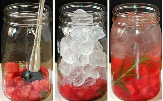 Infused water with fruit Healthy Eating Tips, Healthy Drinks, Healthy Food, Rosemary Water, Flavored Water Recipes, Fruit Infused Water, Infused Waters, Flavored Waters, Infused Vodka