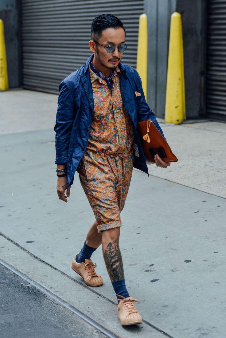 Coordinated Menswear Street Style Pinterest