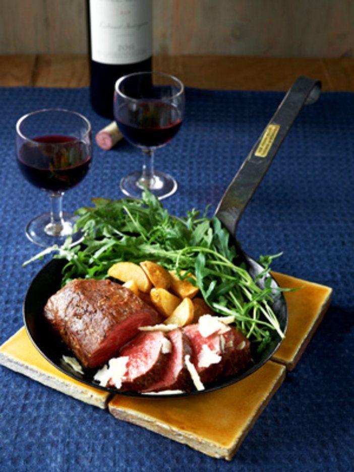 フライパンで完成! 本場さながらの本格味 『ELLE a table』はおしゃれで簡単なレシピが満載!