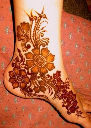 mehendi, henna, design, feet, ideas