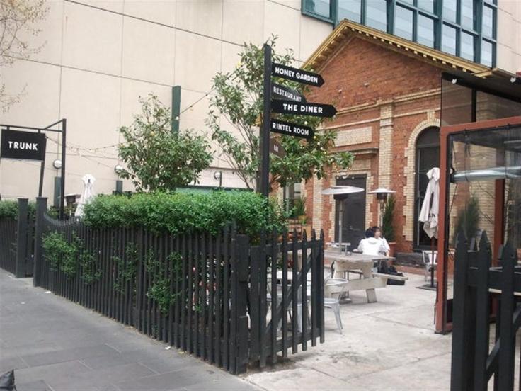 Our venue -Trunk diner