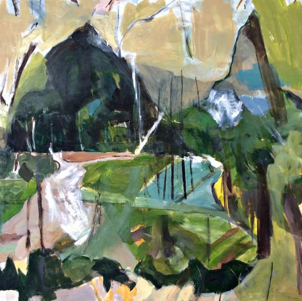 Clare Purser, The Way to Maleny