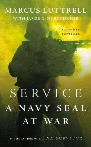 73 best books images on pinterest navy seals books to read and libros service a navy seal at war by marcus luttrell http fandeluxe Gallery
