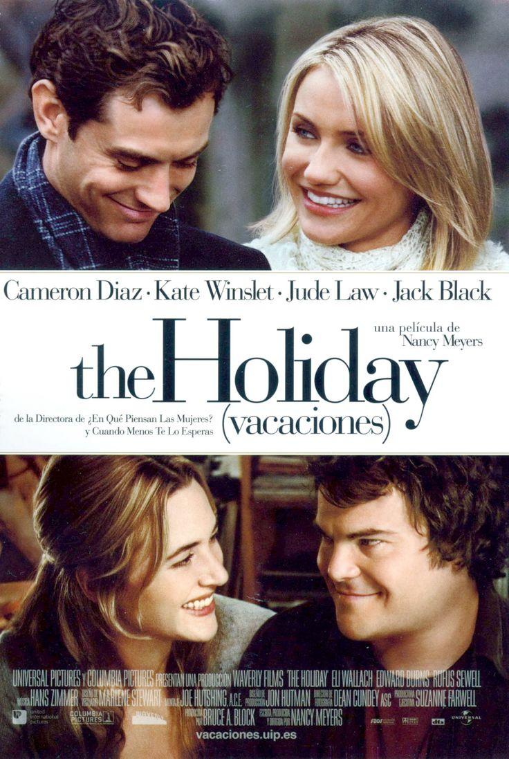 2006 / The Holiday (Vacaciones) - The Holiday - tt0457939