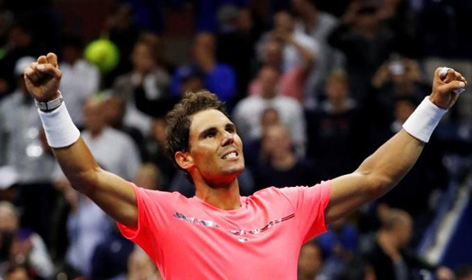 Nadal y Federer pasaron a octavos de final del US Open #Deportes #Tenis