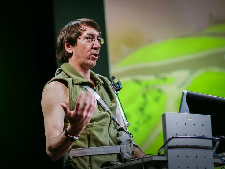 Will Wright Montessori Graduate: Spore, birth of a game | Talk Video | TED.com