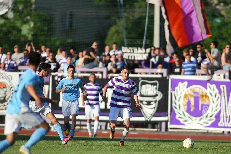 ASU Politehnica invinge clar cu 5 – 0, dar soarta campionatului se decide in ultima etapa