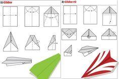 Aerei e aeroplanini di carta. Sottocoperta.Net: il portale di Viaggi, Enogastronomia e Creatività