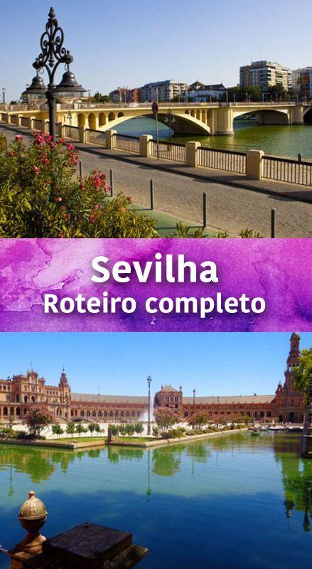 Sevilha é uma das cidades mais encantadoras da Espanha. Cheio de lugares maravilhosos para visitar, a capital da Andaluzia conquistou nossos corações. Damos todas as dicas aqui!