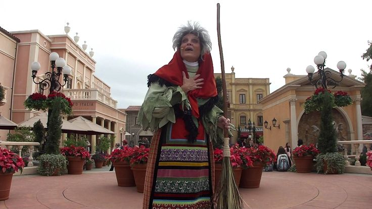 La Befana from Disney