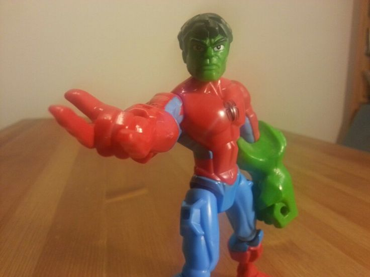 #Marvel #Mashers with #Spiderman and #Hulk. #Superhero #toys #toy #Avengers #AvengersAgeofUltron #ActionFigures #TheHulk #BruceBanner #PeterParker #Spider-Man See it http://youtu.be/M0PK4iS85BM