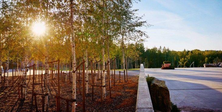Helix by Nivå Landskapsarkitektur