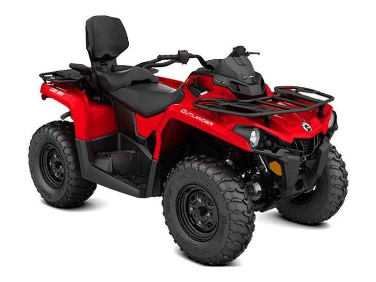New 2017 Can-Am Outlander MAX 450 ATVs For Sale in Michigan. 2017 Can-Am Outlander MAX 450,