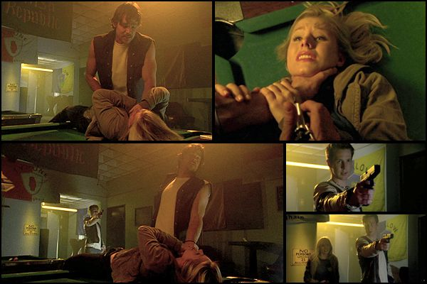 10 Reasons Why I Ship Veronica Mars and Logan Echolls: #4. Because he always comes to her rescue.