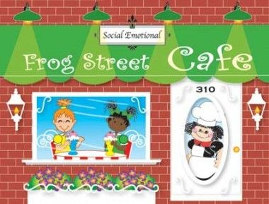 FSPK Frog Street Cafe - Social Emotional Kit (Bilingual) - Social Emotional - Classroom Solutions  | Frog Street Press