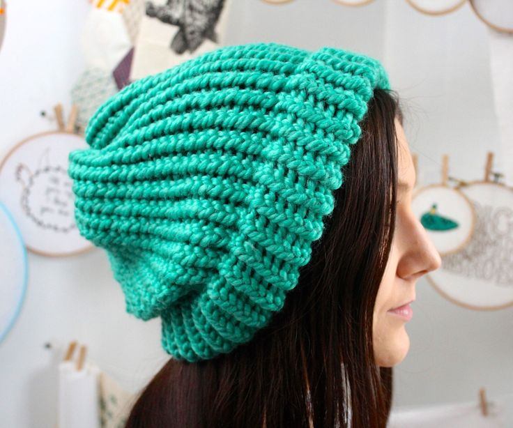 I learned how to knit a hat last year - I can't believe I'm just now documenting it. I'm not a huge fan of hats but this slouchy hat style is super comfortable and warm!Knitting on a loom is easy even if you've never done it before. This is a fantastic beginner's project - it will help you understand what your stitches should look like and how the process works. I think once you complete this slouchy hat you'll be hooked on loom knitting - I know I am. :DLooking for another loom project?…