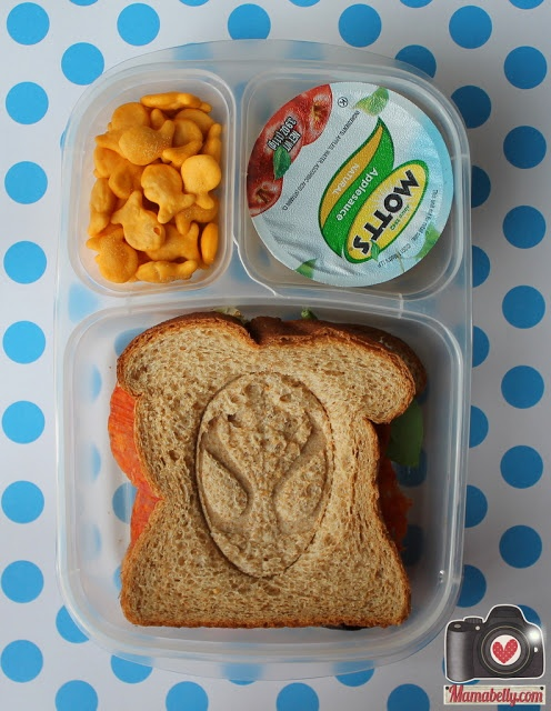 Mamabellys Lunches With Love: Throw (together) & Go Lunches in @Kelly Lester / EasyLunchboxes