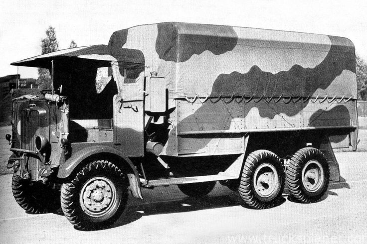 AEC - Marshal  model 644 6x4