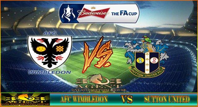 Prediksi Jitu AFC Wimbledon vs Sutton United 18 Januari 2017