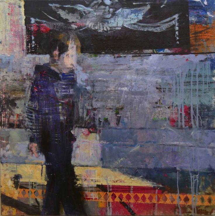 "Saatchi Art Artist christos tsimaris; Painting, ""after Caravaggio"" #art"