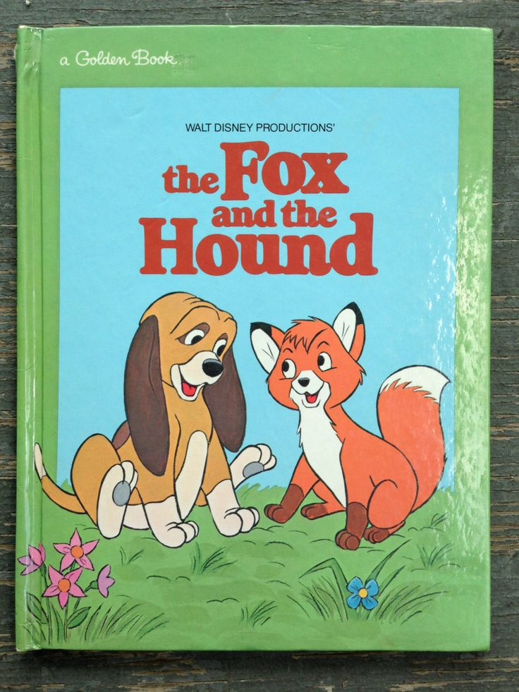 44+ The fox and the hound book online ideas