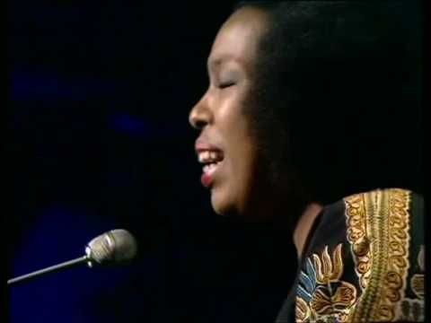 Roberta Flack's voice kills me. What is it about killer women musicians coming out of North Carolina?