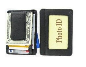 An honest, down-to-earth magnetic clip wallet that's great for slipping a few essentials into a front pocket. A compact, clever little organiser that performs almost as well as the gig boys. #Wallet #Money Clip