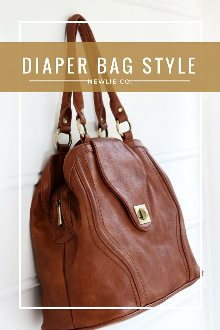 best  best diaper bag ideas on pinterest  best baby bags  - diaper bag style with newlie co