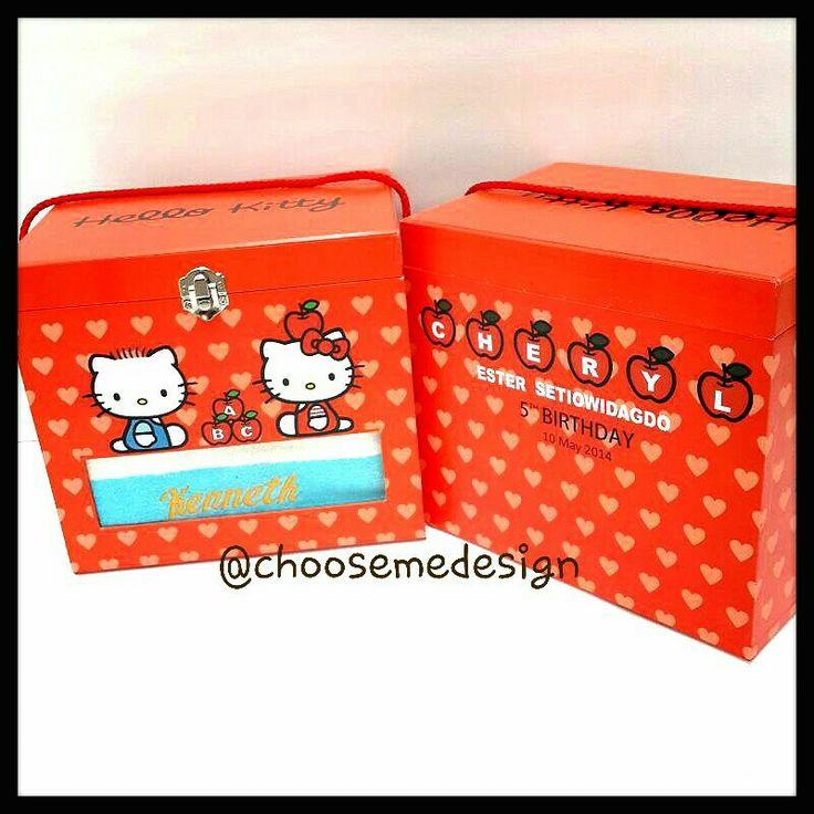 Hello Kitty Birthday Souvenir by Choose me