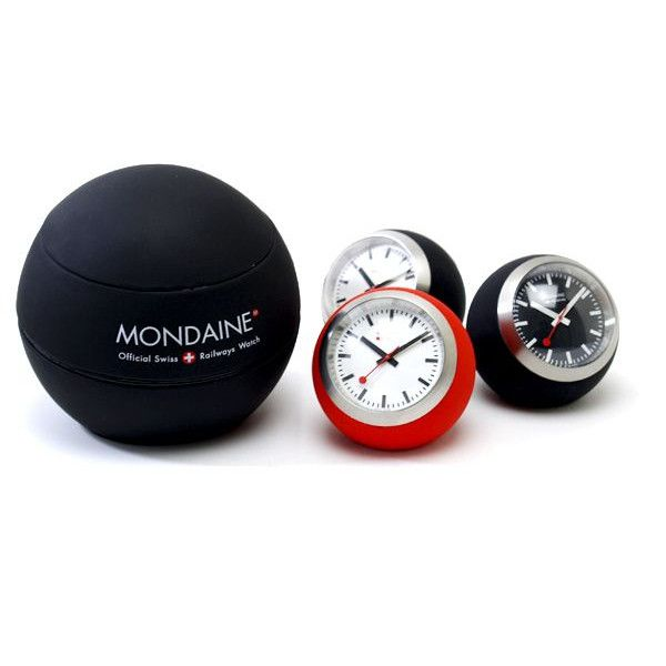 GLOBE: a flawless timepiece #accessory that is set to become a true #classic. The stainless #steel case with convex mineral #crystal is seamlessly shaped into the 6 cm dome. By Mondaine. http://bit.ly/16gjmrw #design #home #time #style