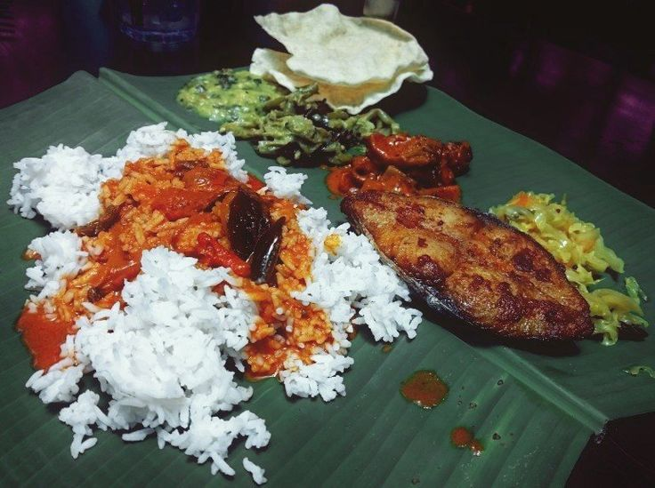 Banana Leaf @ UMAC @ No. 1 Jalan 12/5, PJS 12, Petaling Jaya - courtesy of HungryGoWhere