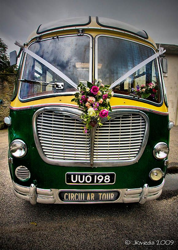 Would love this to take the bridal party to the reception after the wedding xx