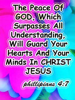 Peace Phillipians 4:7: Peace Phillipian