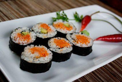 Cucina Giapponese: la Ricetta del Sushi con Tonno Piccante (Spicy Tuna Sushi)