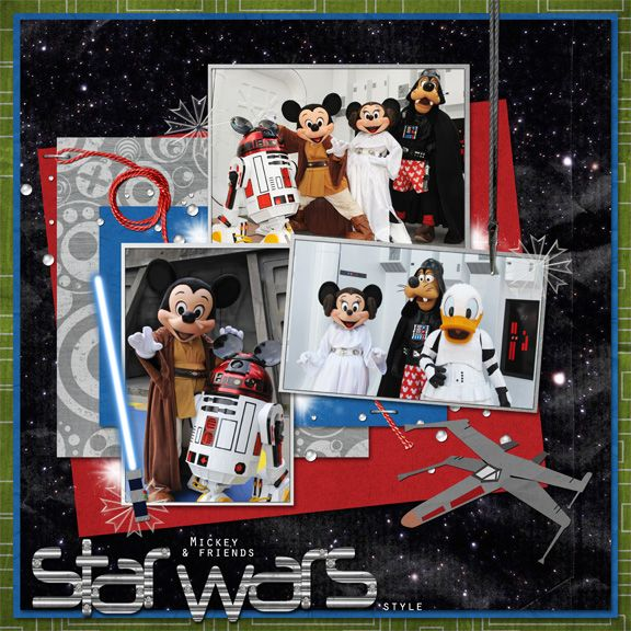 Star Wars Weekends - Page 7 - MouseScrappers.com