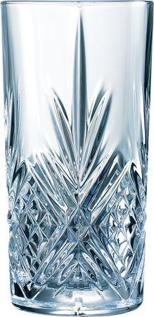 180kr (6stk) Arcoroc drikkeglas, højt, 28 cl, H13,5 cm