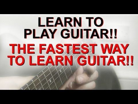 Learn Guitar Fingerstyle: Four Basic Fingerpicking ...