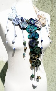 necklace Caracol