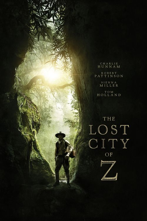 Watch The Lost City of Z (2016) Full Movie Online Free