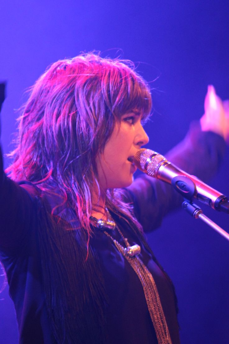 Closing the Festival was, Serena Ryder.