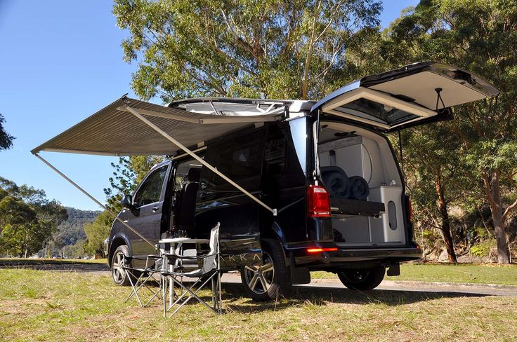 What's not to like about this Trakkadu All-Terrain campervan???