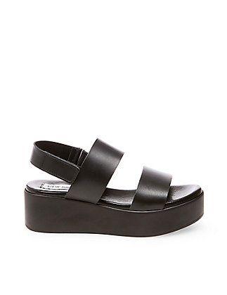Knotty Slip-on, Femme, Noir (Black), 38 EUSteve Madden