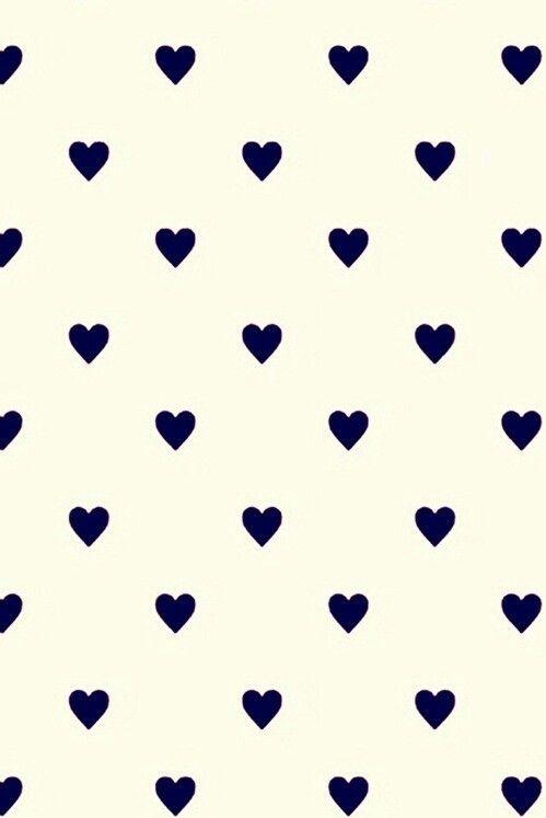 Fondo, corazones
