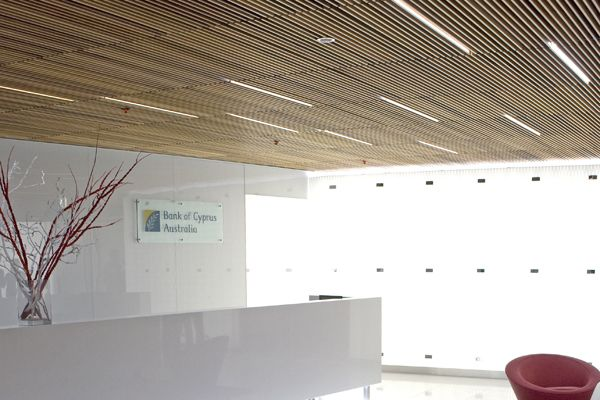 Acoustic Ceiling Systems from Screenwood - INDESIGNLIVEINDESIGNLIVE