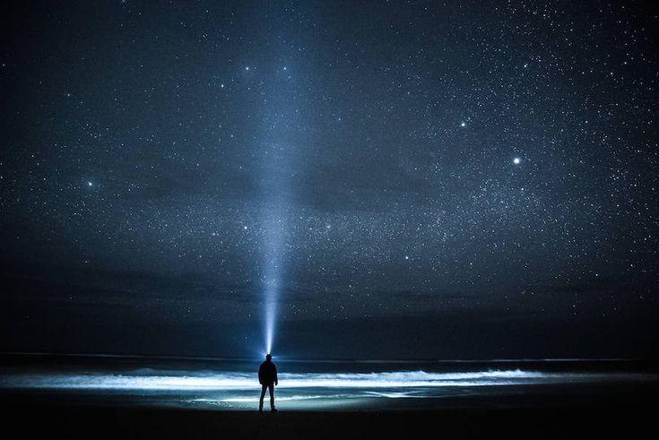 Starry Nights Landscapes by Yohan Terraza – Fubiz Media