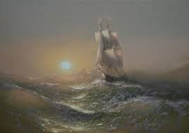 Картинки по запросу картины кораблей парусников старых голландцев