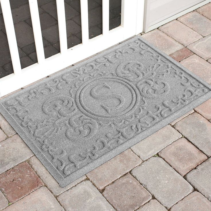 Weather guard baroque 2 foot x 3 foot door mat for Door 3 facebook
