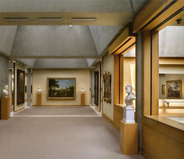 Yale Lighting Concepts Design: Phillips Exeter Academy, Carlo Scarpa And Le Corbusier